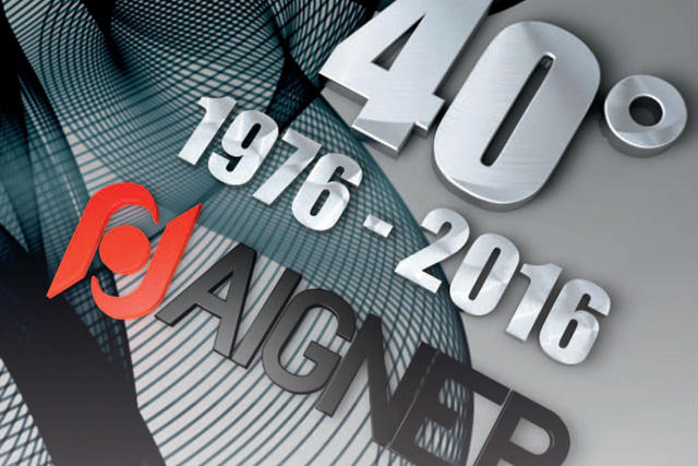 Aignep, 40 anni di made in Italy