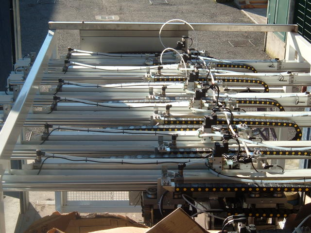 Aignep's pneumatics for a customized galvanic plant