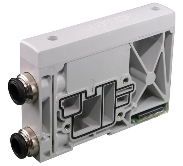 Modular solenoid valves 15V series by Aignep